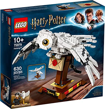 Lego Harry Potter Hedwig 75979 Toys Games