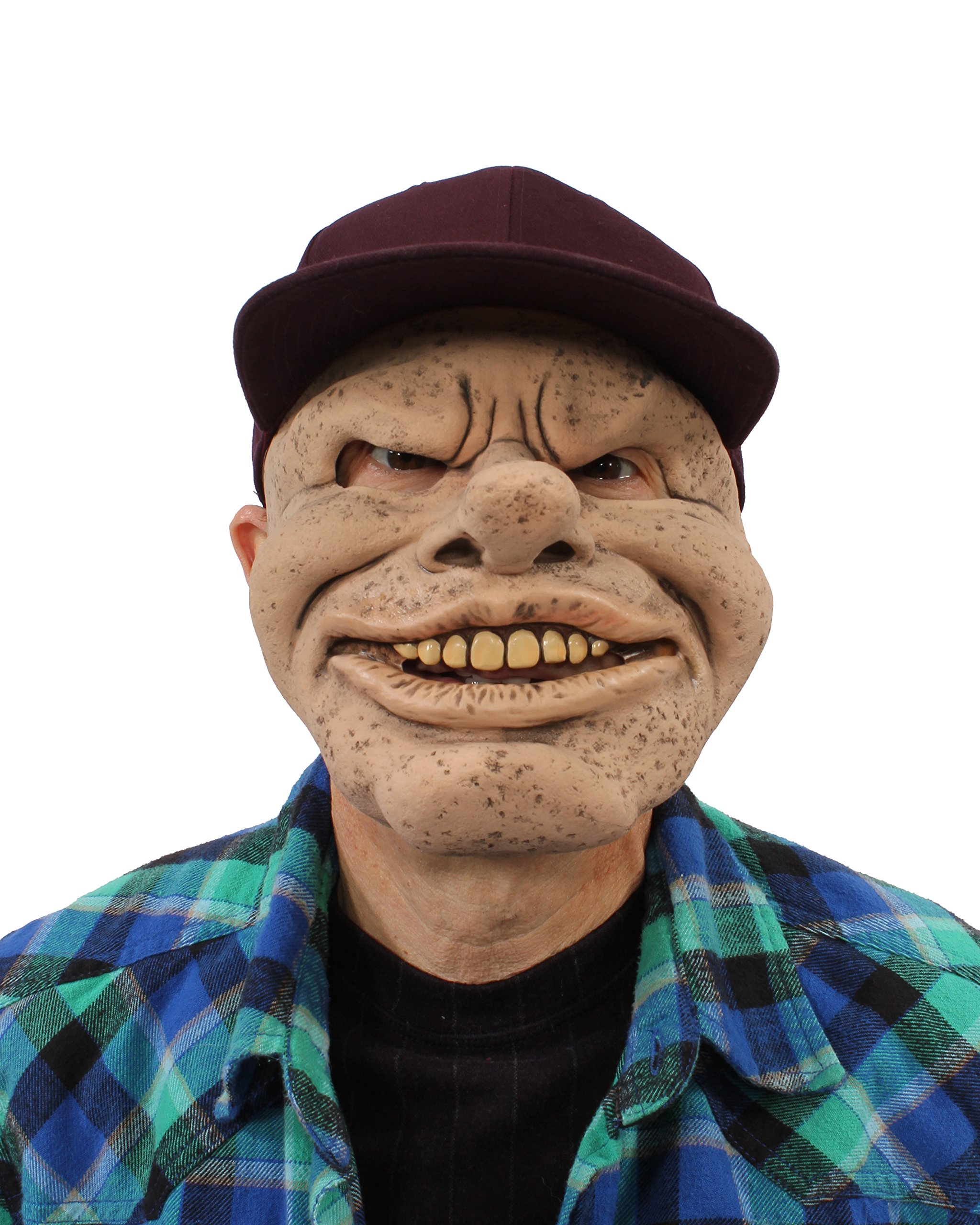 Zagone Studios Bully (Mean Angry Man) Mask