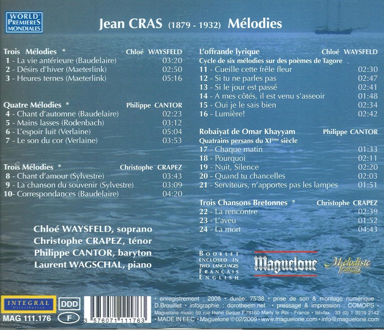 La mélodie française du XXème siècle. 91Df2oLT6-L._SL1500_