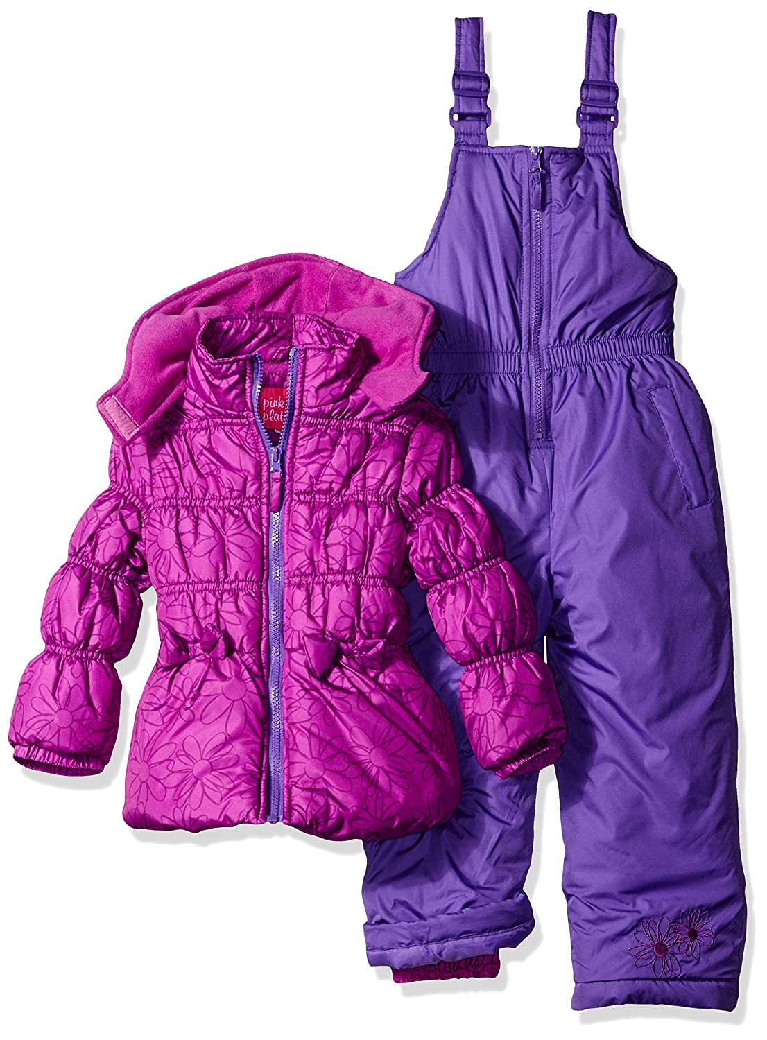 anorak pink girls platinum rain jacket fine pnk clothing heart print