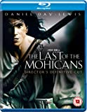 The Last of the Mohicans [Blu-ray] [1992] [Region Free]