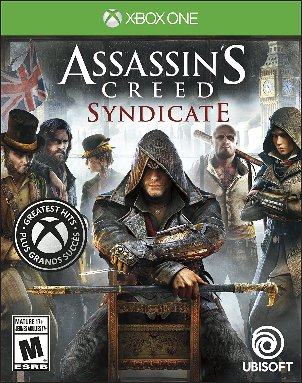 Amazon Com Assassin S Creed Syndicate Xbox One Ubisoft Video