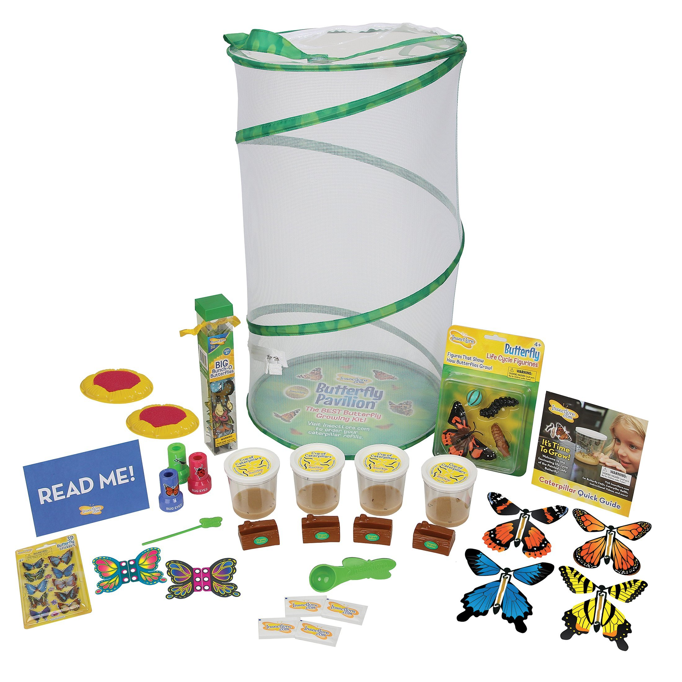 Insect Lore Platinum Edition Butterfly Pavilion Kit