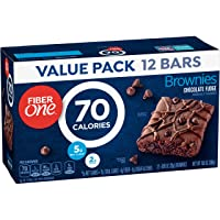 Deals on 12Ct Fiber One Brownies 90 Calorie Bar Chocolate Fudge Brownie
