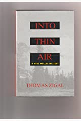 Into Thin Air - FIRST EDITION