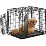 Midwest Ultima Pro (Professional Series & Most Durable Dog Crate) | Extra-Strong Double Door Folding Metal Dog Crate w…