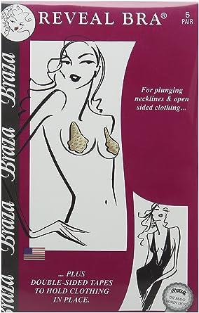 0c65592591 Braza Women s Reveal Adhesive Bra