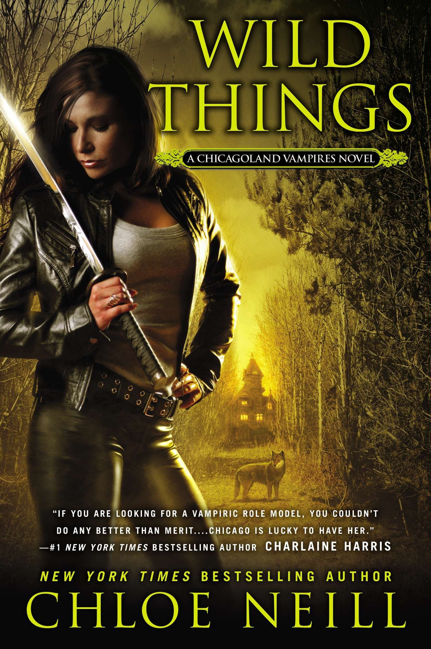 Download Wild Things (Chicagoland Vampires) ebook