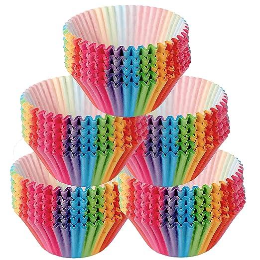 Longitud aproximada: 500 forros para cupcakes, vasos desechables ...