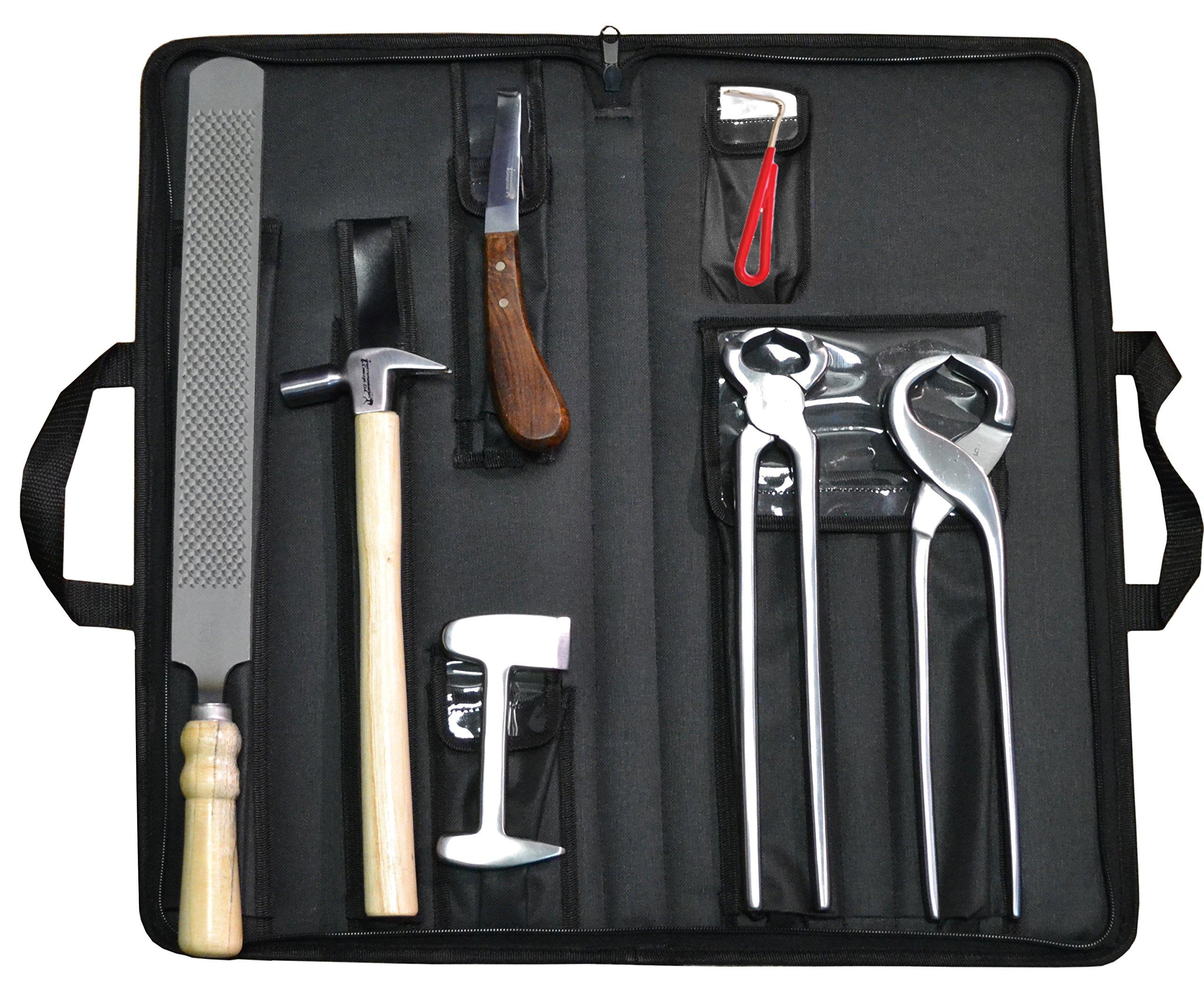 Farrier Hoof Kit | EQUINOX Premium Range Horse Hoof Care Farrier Equipment Tack Room Farrier Kit by EQUINOX UK