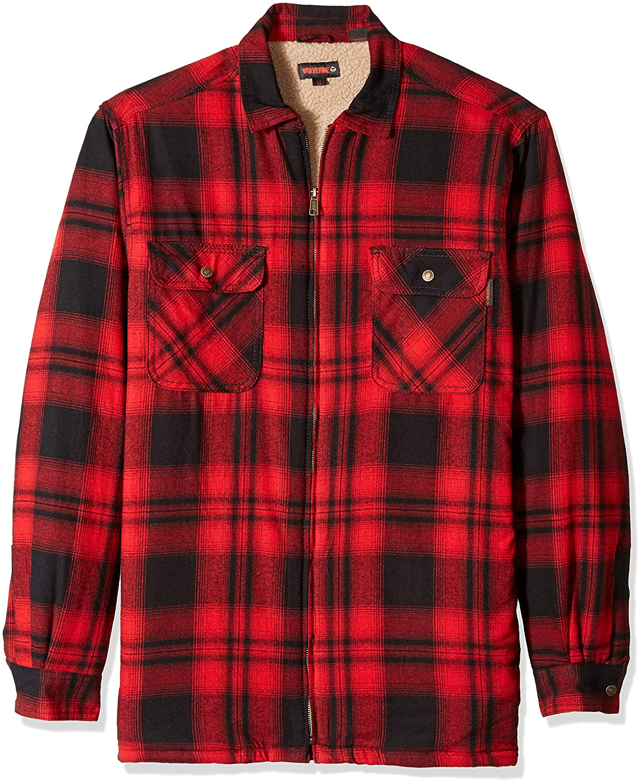 Wolverine Mens Marshall Shirt Jac