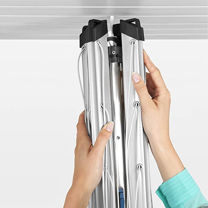 Brabantia Lift-O-Matic Rotary Airer image 2