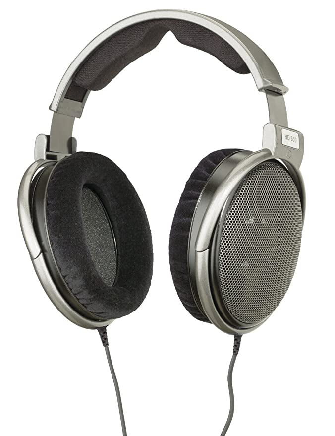 Sennheiser Hd 650 Open Back Professional Headphone by Sennheiser