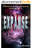 "Ep.#7 - ""The Expanse"" (The Frontiers Saga) (English Edition)"