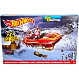 Mattel Hot Wheels DMH53 - Adventskalender 2016