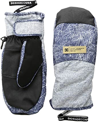 687a383f52640e Amazon.com: DC Apparel Franchise Womens Snow Mitt Glove: Clothing