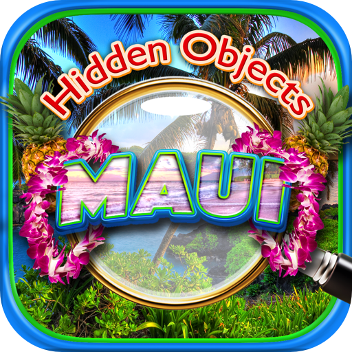 Hidden Objects Maui Island Adventures - Hawaii Secret