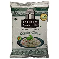 India Gate Basmati Rice Regular Choice, 1kg