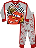 Disney Cars Boys Lightning McQueen Pyjamas Speed Run Ages 18 Months to 8 Years