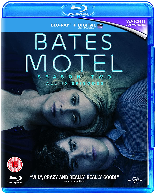 Amazon.com: Bates Motel - Season 2 [Blu-ray] [Region Free ...