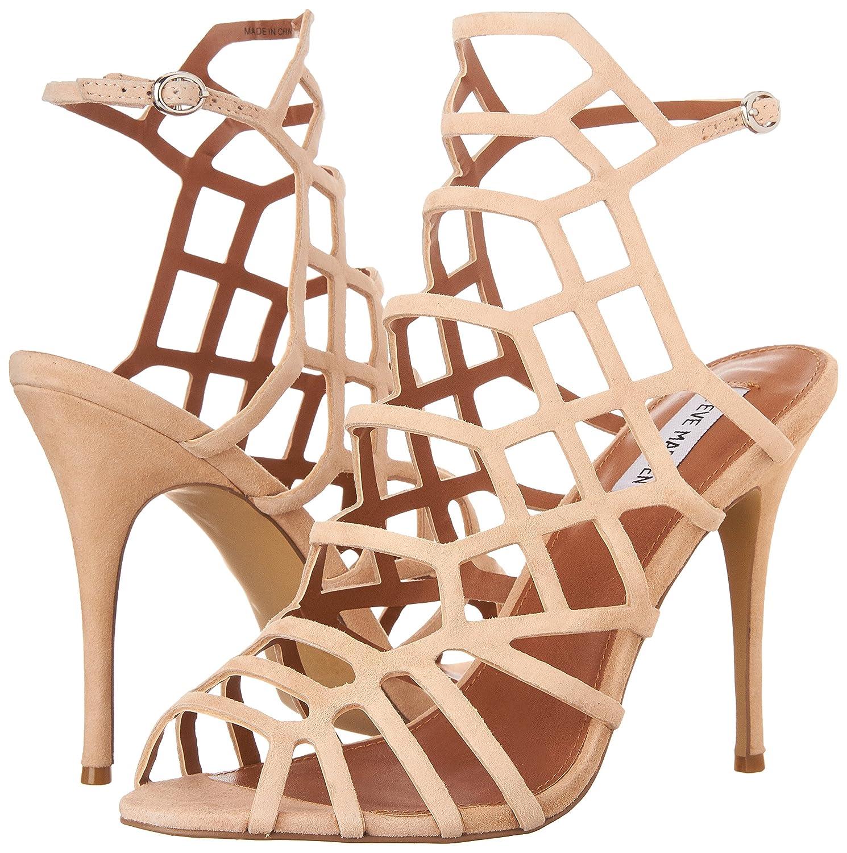 560088a9e8f Steve Madden Women s Slithur Bird Cage Heeled Sandal