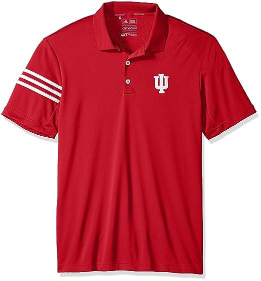 9410069af3904 adidas NCAA Mens Spring Game 3-Stripe Polo