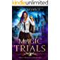 Half-Blood Academy 1: Magic Trials: an academy reverse harem fantasy romance