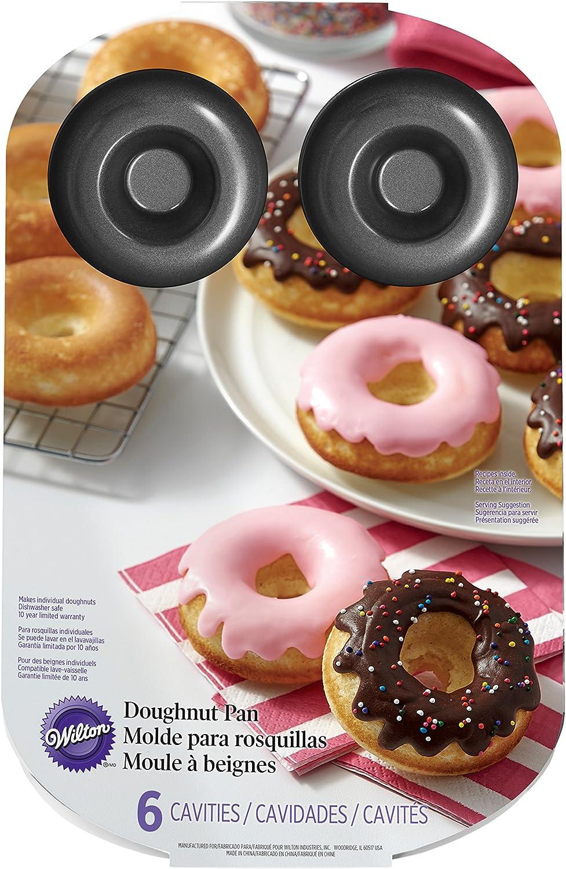 Wilton 2105-0129 20-Cavity Doughnut Hole