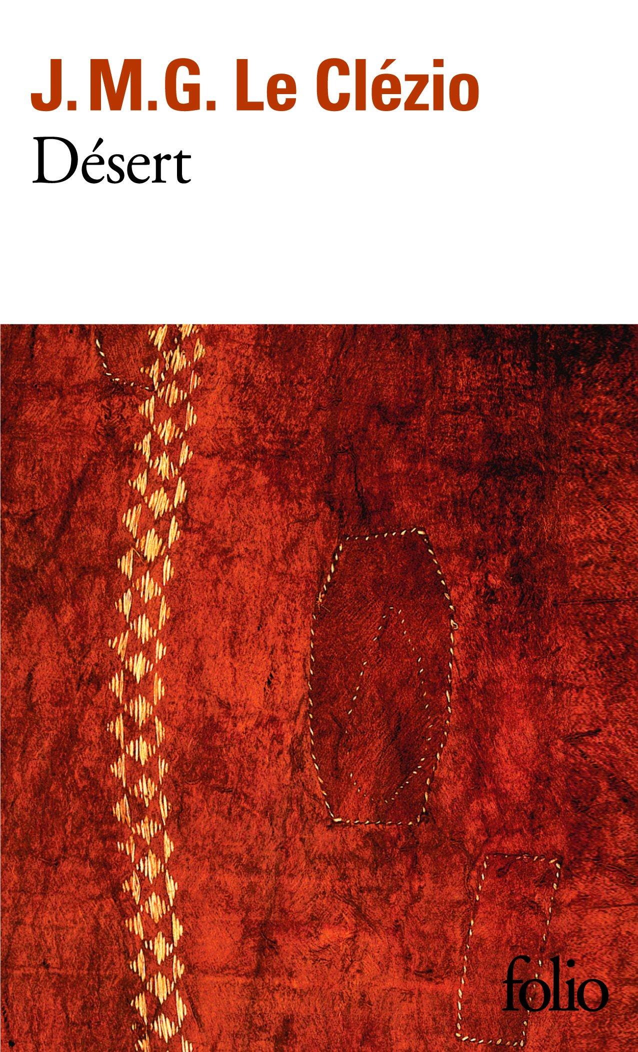 Desert (collection Folio, 1670) (french Edition): Jeanmarie Gustave Le  Clezio: 9782070376704: Amazon: Books