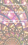 EdibleTorah: Echoes of Elul: The Collected BlogElul Essays from EdibleTorah.com (English Edition)