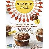 Simple Mills Pumpkin Muffin Mix, 9 Ounce