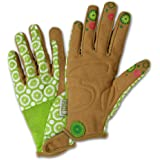DIRTY WORK DW86205 High Dexterity Synthetic Leather Palm Utility Work Gloves: Women's Small, Colors May Vary, 1 Pair