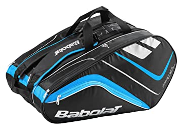Babolat - Racket Holder Team Padel Bolsa, Azul, 70 x 50 x 10 cm, 0,4 l), 751136 - 136: Amazon.es: Deportes y aire libre