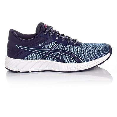 c3f1e99b2a9c ASICS Women s FuzeX Lyte 2 Airy Blue Astral Aura Flash Coral Running Shoes  - 4 UK India (37 EU)(6 US)  Amazon.in  Shoes   Handbags
