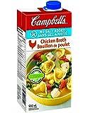 Campbell's No Salt Added Chicken Broth, 900ml