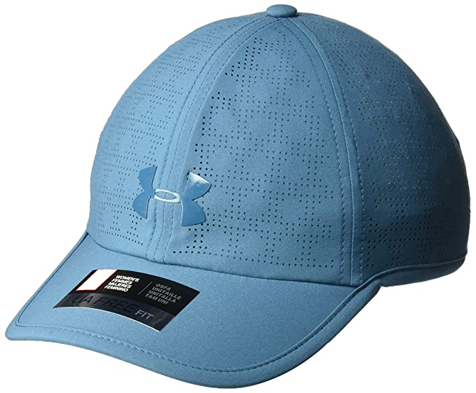 Under Armour Static OSFA - Gorra para Mujer, Color Azul: Amazon.es ...