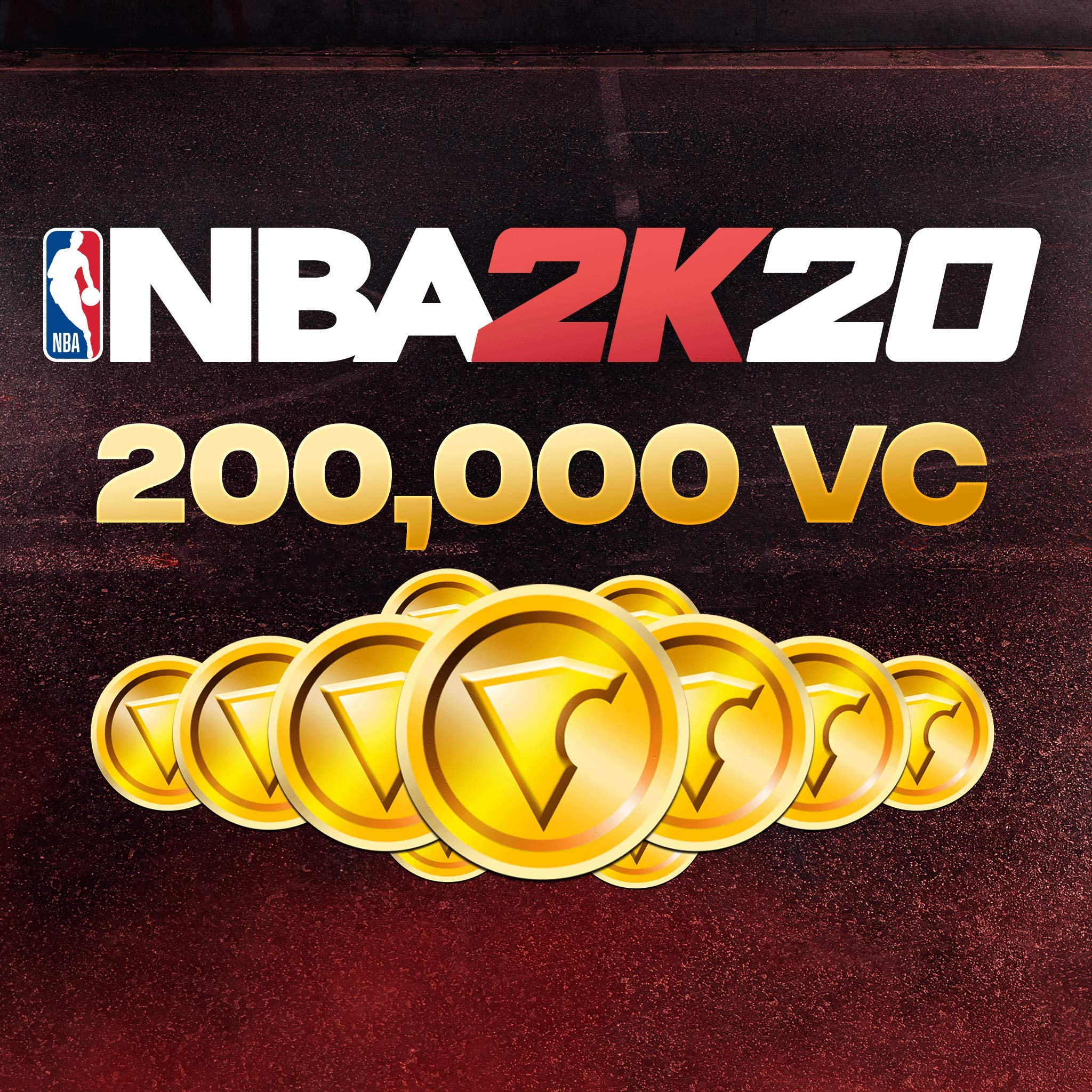 NBA 2K20: 200000 VC Pack - [PS4 Digital Code] by 2K Games