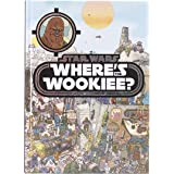 Star Wars - Where's The Wookiee? Look and Find - PI Kids