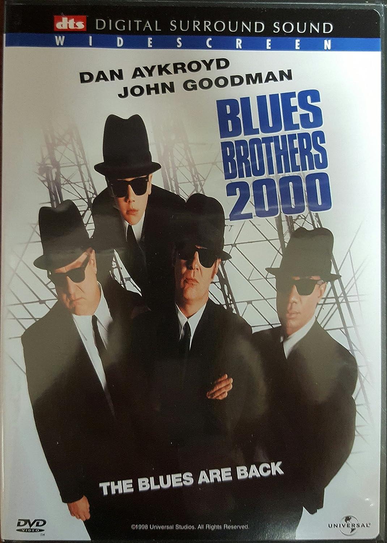 Amazon Com Blues Brothers 2000 Dts Dan Aykroyd John Goodman Joe Morton J Evan Bonifant Aretha Franklin James Brown B B King Nia Peeples Frank Oz Erykah Badu Darrell Hammond Paul Shaffer Eric
