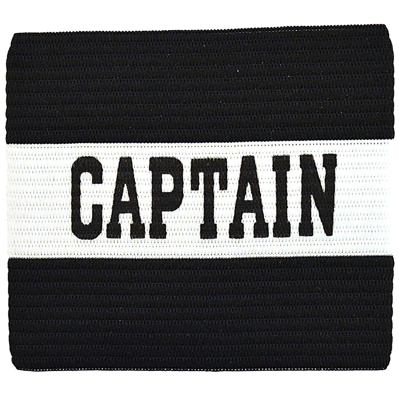 Brassard de capitaine élastique pour jeunes et hommes Chasing North pour football, rugby, hockey, etc