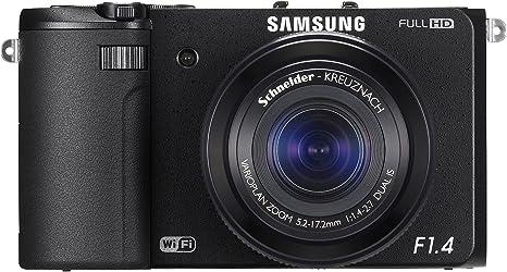 Samsung EX2F EX2, Smart Camera Cámara compacta 12.4MP 1/1.7