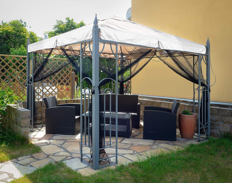 Mosquitera para terrazas y pabellones: Amazon.es: Jardín