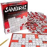 Sodoku Jigsaw Puzzle - Solve The Samurai Sudoku