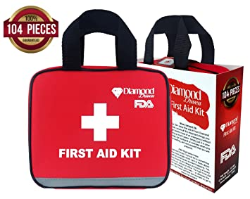 Amazon.com  First Aid Kit for Emergency   Survival Situations 8fdf4bd3699ca
