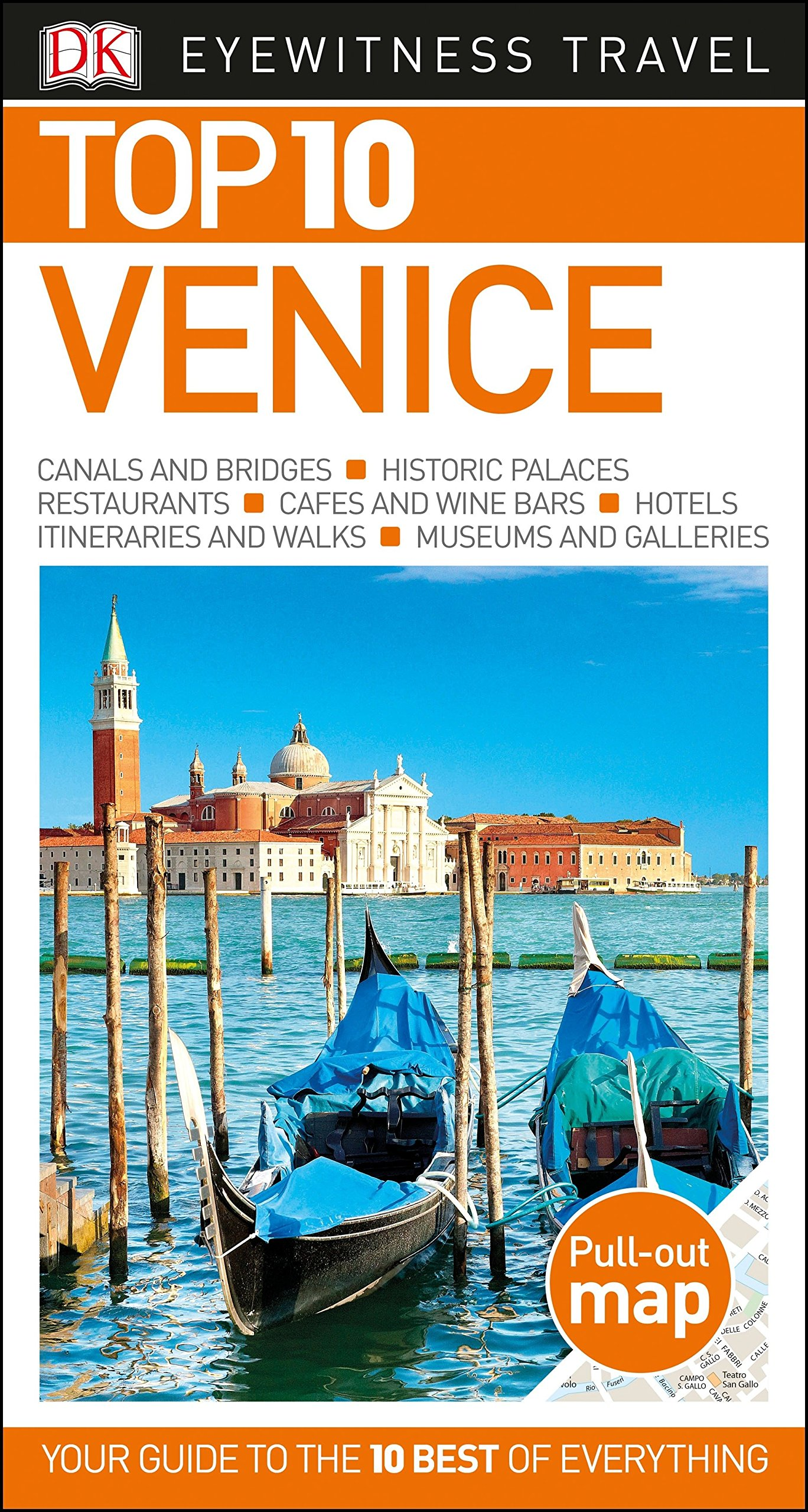 Top 10 Venice (Eyewitness Top 10 Travel Guide) by DK Eyewitness Travel