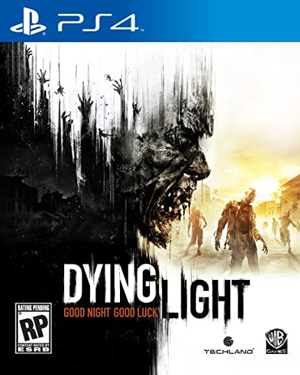 Amazon com: Dying Light - PlayStation 4: Whv Games: Video Games