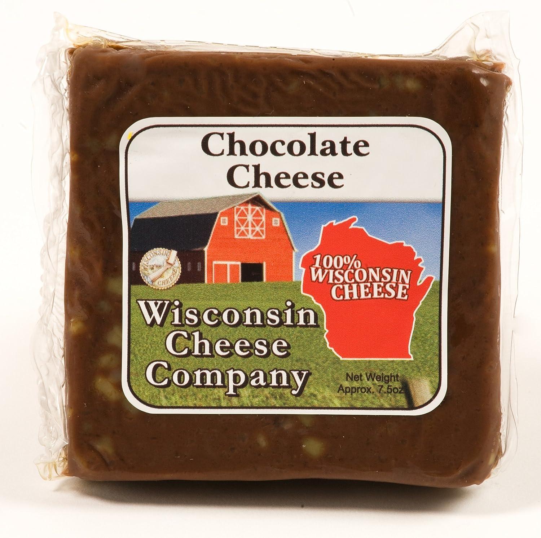 Amazon.com : Wisconsin Chocolate Cheese Fudge : Havarti Chocolate ...