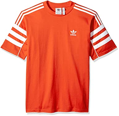 748e6859b adidas Originals Men's Authentics Short Sleeve Tee at Amazon Men's Clothing  store: