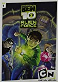 Cartoon Network: Ben 10 Alien Force Volumes 1-4 (GFT)