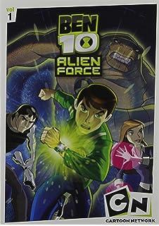 Amazon com: Ben 10: The Complete Season 1: Duncan Rouleau, Joe Casey